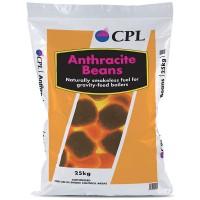 Anthracite Beans