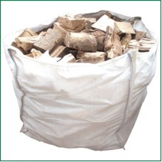 Seasoned Kent Logs for Open Fires - 1m3 Large Dumpy Bag