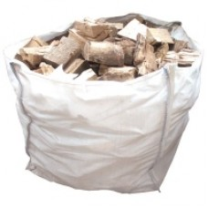 Seasoned Kent Logs for Wood Burning Stoves - Large Dumpy Bag